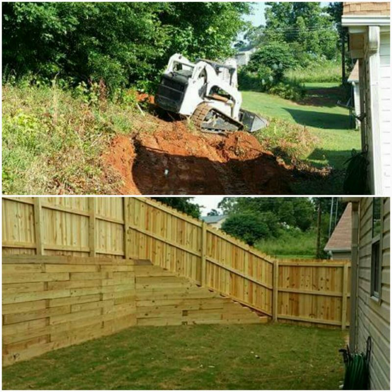 Fantastic Timber Retaining Wall Ideas Photo - Wall Art Collections ...
